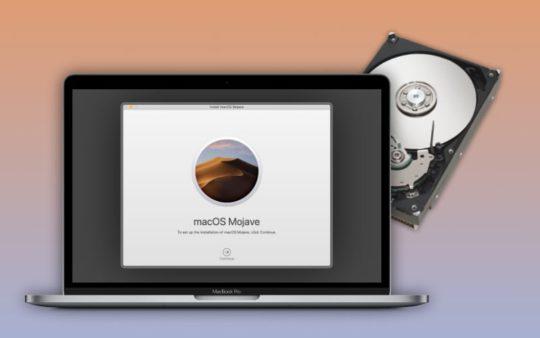 No Disk To Install Mac Os X