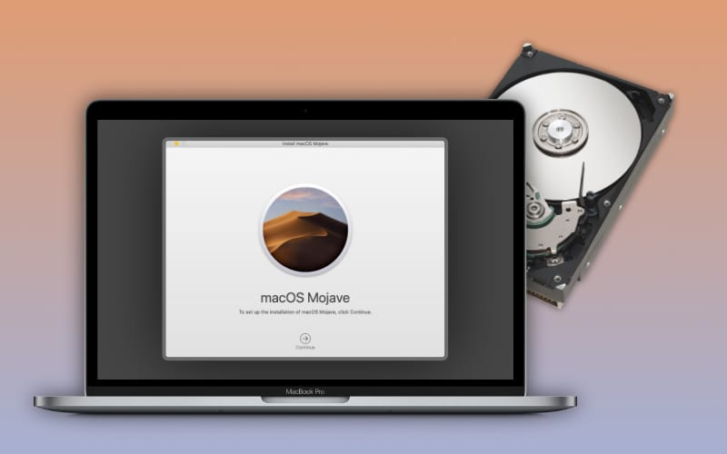 How to install macOS or OS X on a new hard drive for your Mac