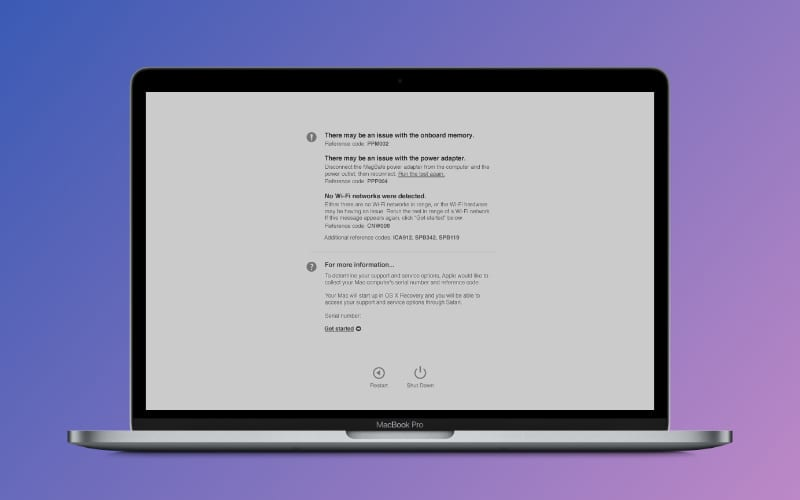 How to run diagnostics on your MacBook Pro for a full hardware check
