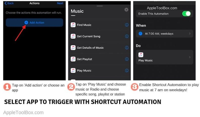 Use iPhone shortcut automation on iOS 13 and iPadOS