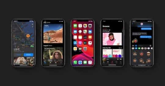 iOS 13.1