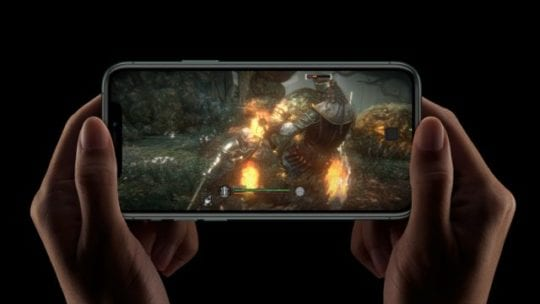 iPhone 11 Battery Gaming
