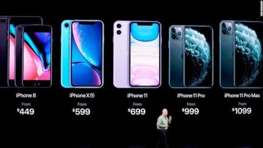 iPhone 2019 Lineup