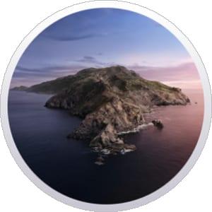 macOS Catalina logo