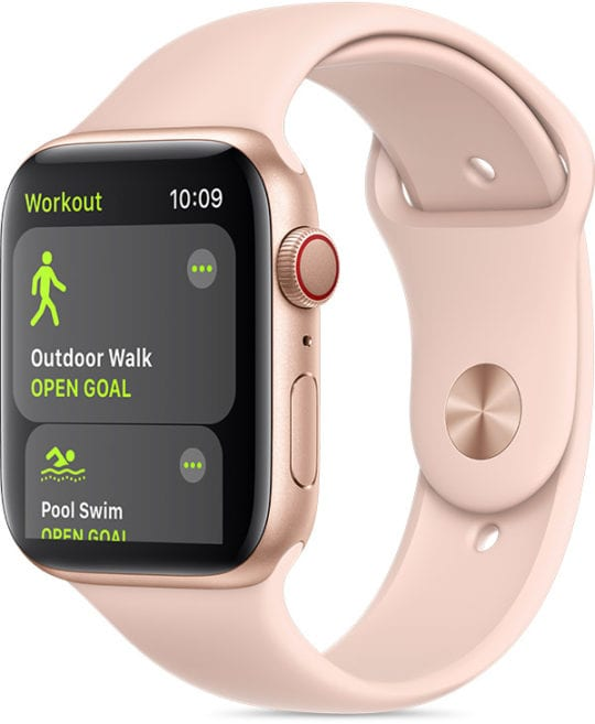 Apple Watch Series 5 Workouts