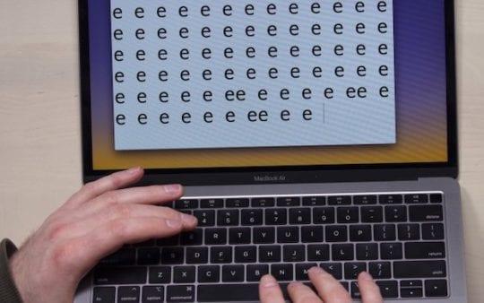 Butterfly Keyboard 3
