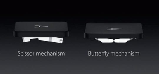 Butterfly Keyboard 4