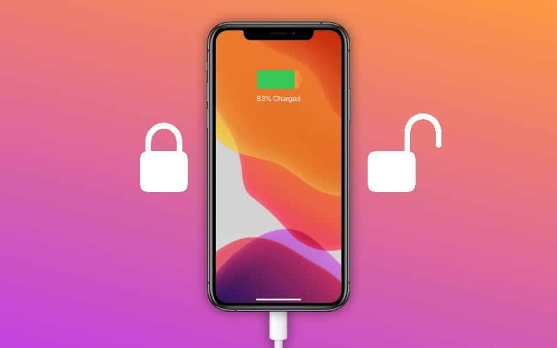 Do you need to unlock your iPhone or iPad to make it charge? Here's why