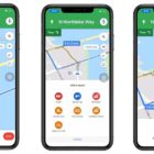 You can now report traffic or police speed traps on Google Maps for iOS