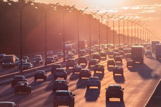 Google Maps Report - Traffic