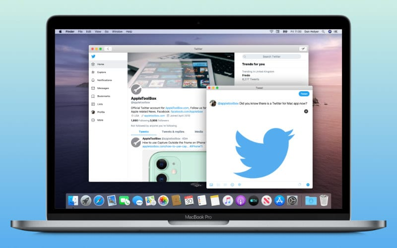 Here are 5 tips and tricks for using the new Twitter app on macOS Catalina