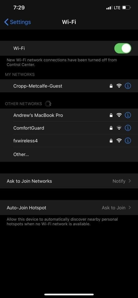 How to share Wi-Fi from your Mac 1