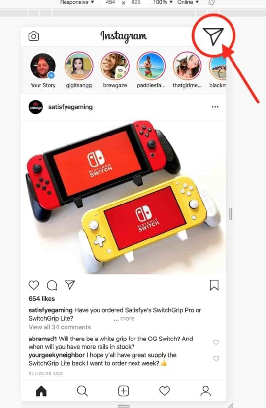 Instagram Messages 3