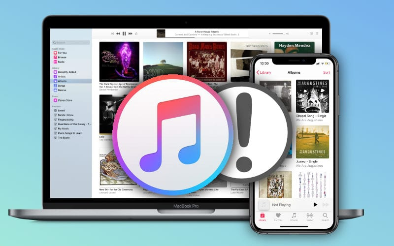 Purchased music missing from iTunes or Music? Check these settings