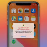 Was liquid detected in the Lightning connector? Find out how to protect your iPhone