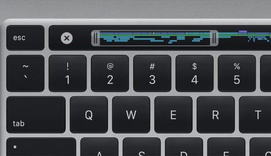 16-Inch MacBook Pro - ESC