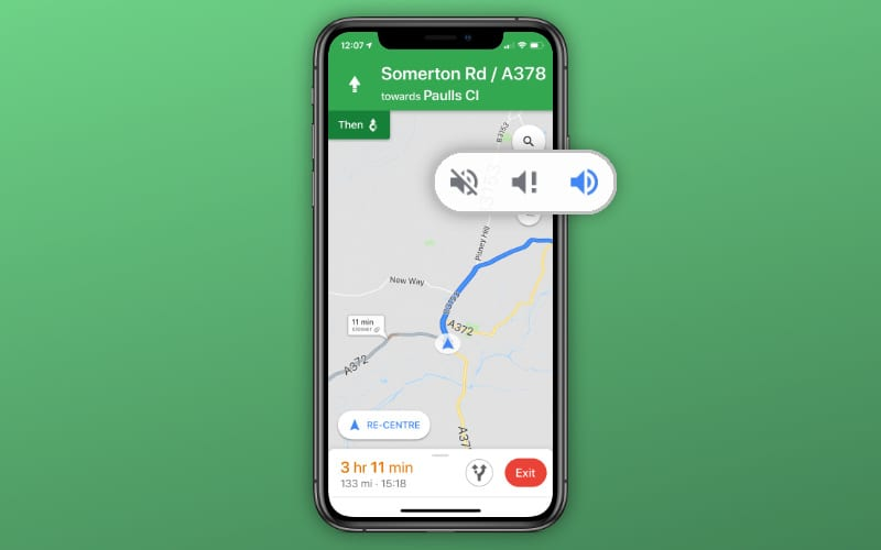 Voice Navigation Not Working In Apple Maps Google Maps Or Waze