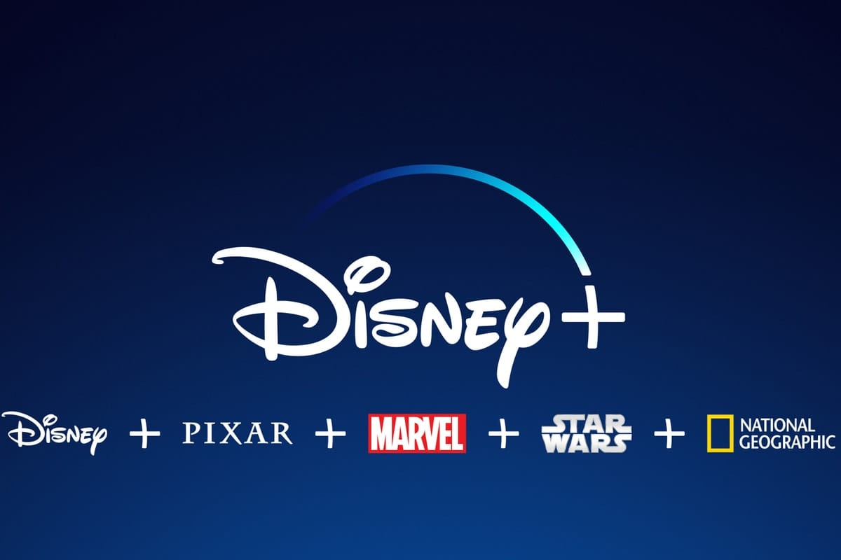 Disney Plus Hero