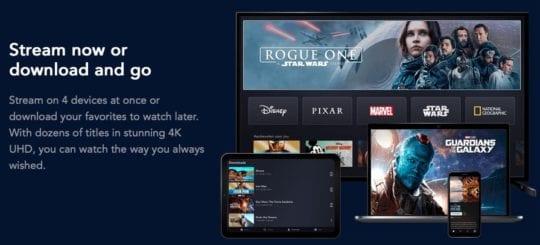 Disney Plus Multiple Devices