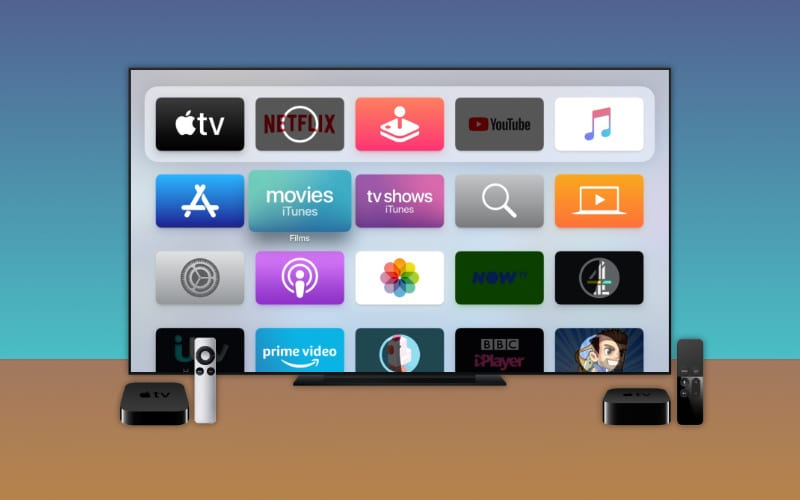 How to transfer apps and settings to your New Apple TV