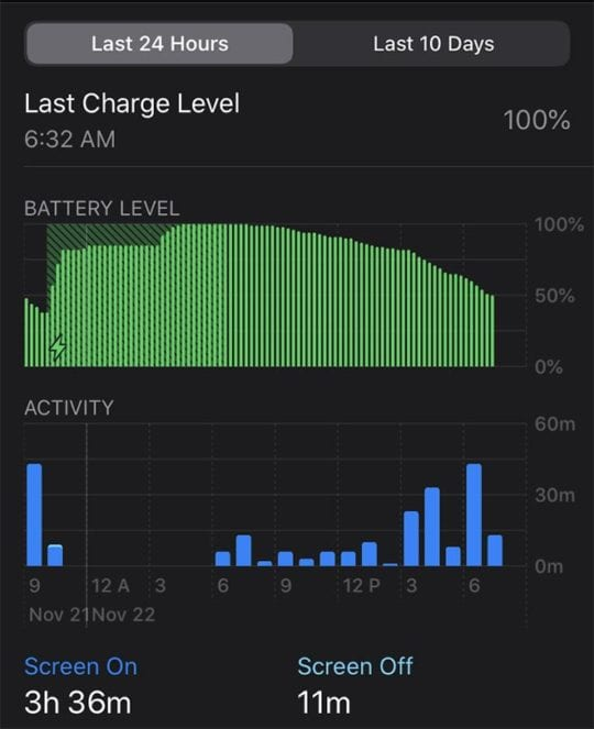 Optimized Battery Charging not working on iPhone