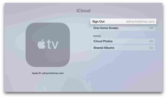 Remove Apple TV Speakerphone 3