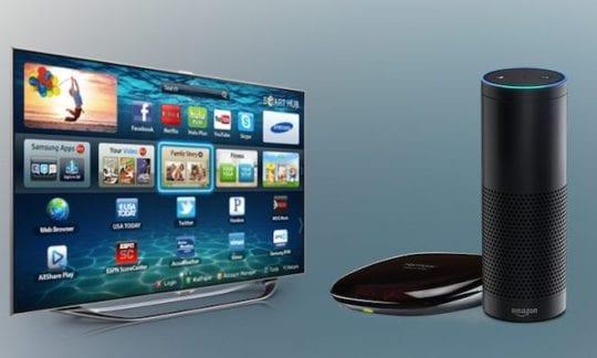 Smart TV Alexa