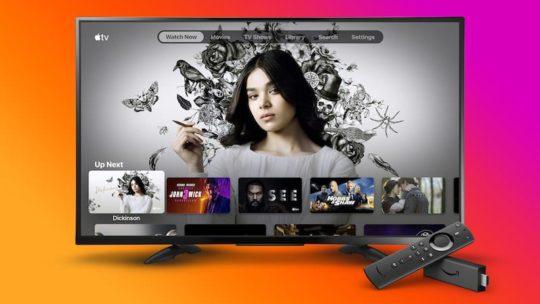 Smart TV - Apple TV+