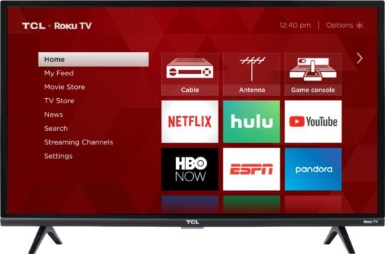 Smart TV - Roku TV