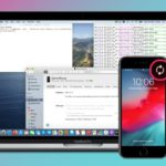 Use Terminal to track the sync or update progress of your iPhone in Finder