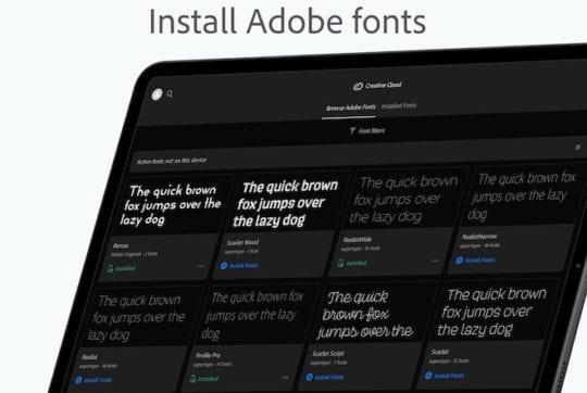 iOS 13 Custom Fonts 2