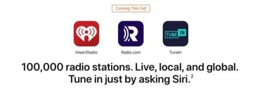 iOS 13 Live Radio