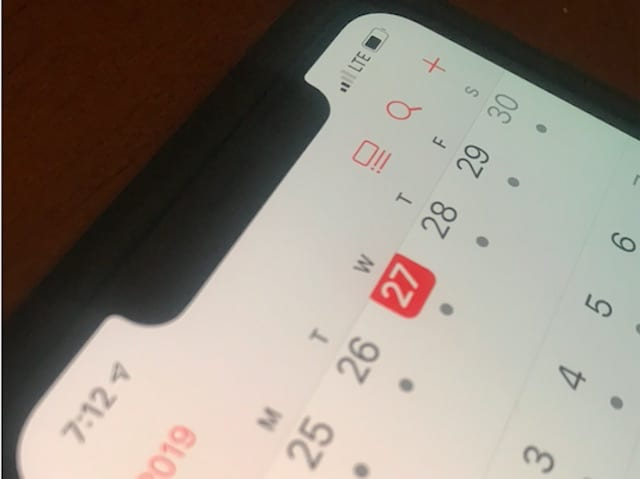 iOS Calendar events across time zones