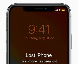 2FA Lost iPhone