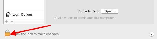 macOS Catalina Desktop folder access issues