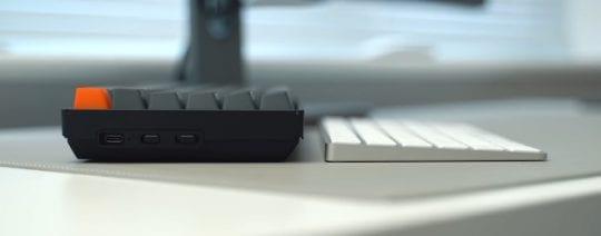 Magic vs Mechanical Keyboard