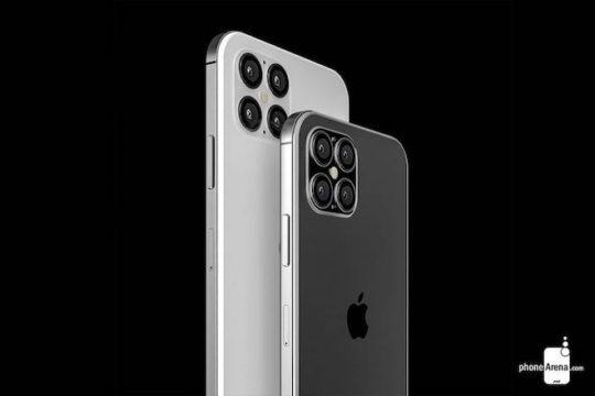 2020 iPhone Renders