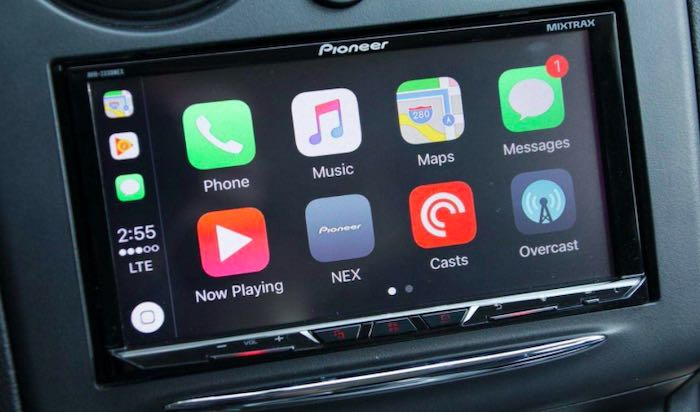 Add wireless CarPlay to vehicle