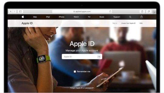 Apple App Specific Passwords