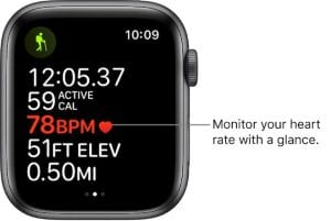 Apple Watch - Heart Rate