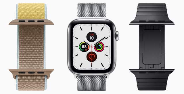 Apple Watch band selection