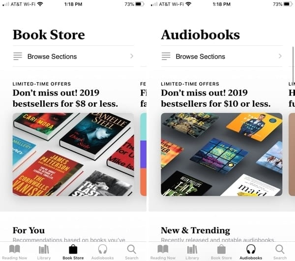 Apple Books Store