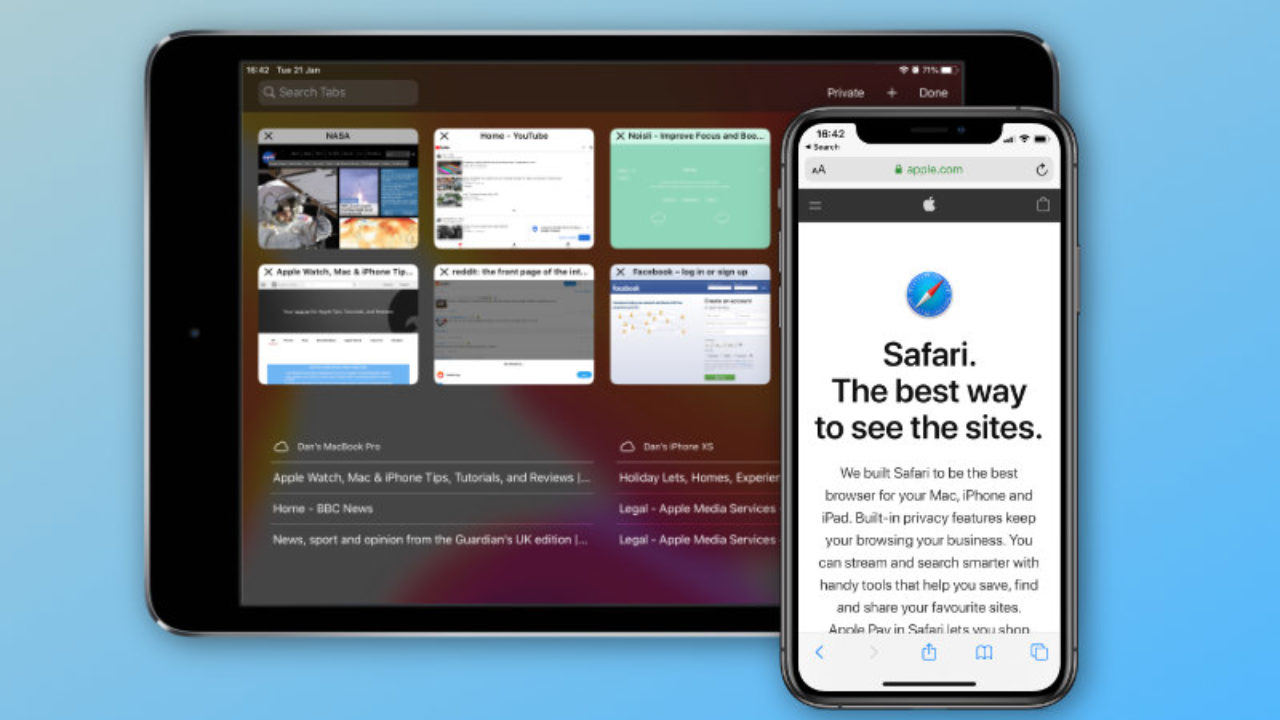 How To Reopen Closed Or Lost Tabs In Safari On Your Iphone Ipad Or Mac