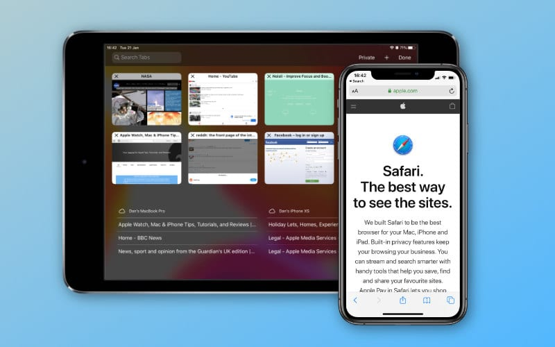 How to Reopen Closed or Lost Tabs in Safari on Your iPhone, iPad, or Mac (New)