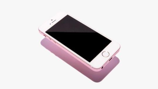 iPhone SE iOS 14