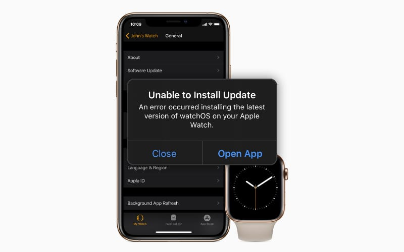 12 ways to fix watchOS update and install errors on your Apple Watch (New)