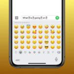 Emojis showing up as question marks in boxes on your iPhone or iPad?