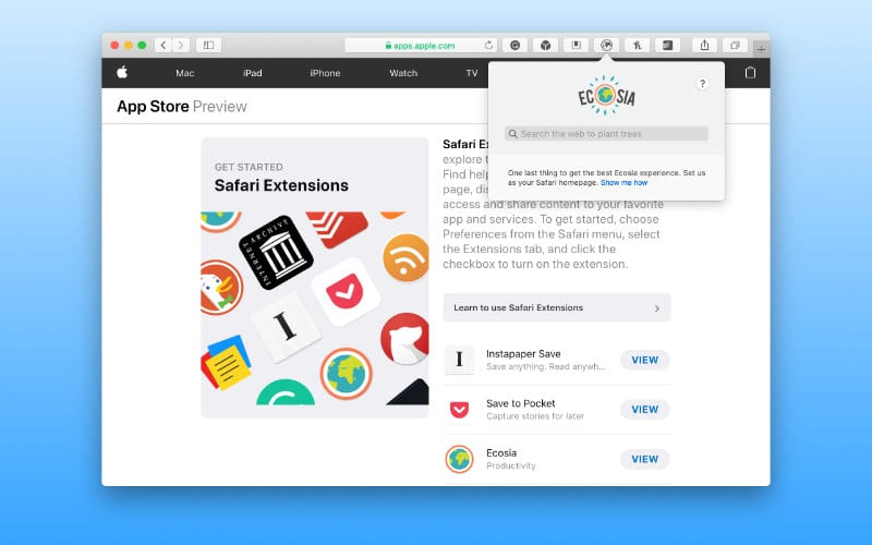 Can I use Safari Extensions on Mac?