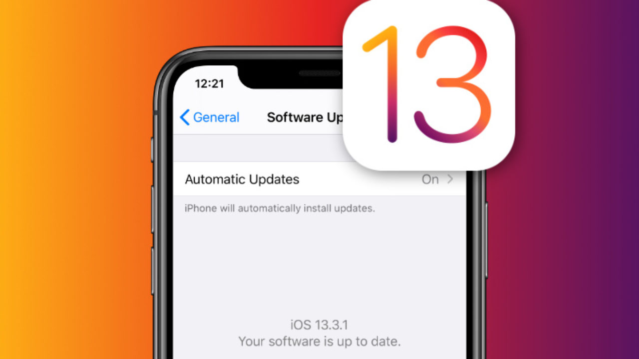 Can T Update Your Iphone To Ios 13 3 Here S How To Fix It Appletoolbox