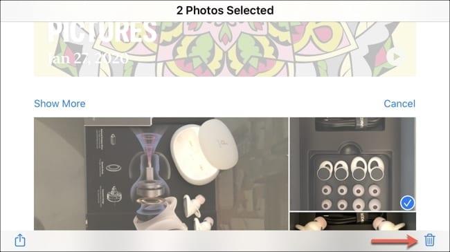 Change iPhone Memories - Remove Photos